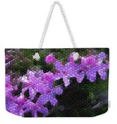 Creeping Phlox Weekender Tote Bag