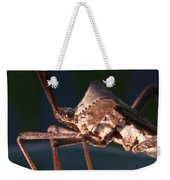 Creepy Bug Weekender Tote Bag