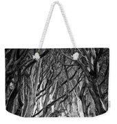 Creepy Dark Hedges Weekender Tote Bag