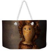 Creepy - Doll - Matilda Weekender Tote Bag by Mike Savad