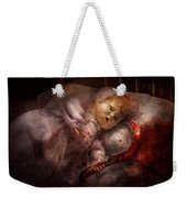 Creepy - Doll - Night Terrors Weekender Tote Bag