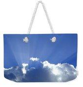 Crepuscular Rays 2am-005269 Weekender Tote Bag