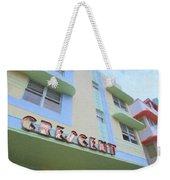 Crescent Hotel Weekender Tote Bag