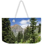Crested Butte Flowers Weekender Tote Bag