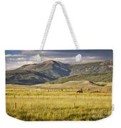 Crested Butte Ranch Weekender Tote Bag