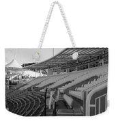 Cricket Pavilion Weekender Tote Bag
