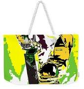 Cricketer Weekender Tote Bag
