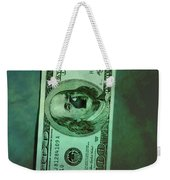 Crime Weekender Tote Bag