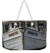 Crimson Tide Headon Weekender Tote Bag