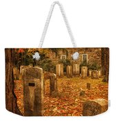 Crispsell Memorial French Church  Weekender Tote Bag