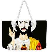 Cristo Rei Weekender Tote Bag