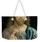 Cristo Salvator Mundi, C.1490-94 Weekender Tote Bag