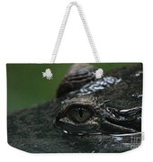 Croc's Eye-1 Weekender Tote Bag
