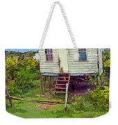 Crooked Little House - Orange Cats Weekender Tote Bag