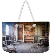 Crooked Painting Weekender Tote Bag