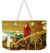 Crooked Storyteller Weekender Tote Bag