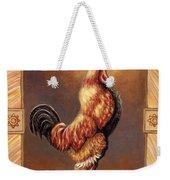 Crooner The Rooster Weekender Tote Bag