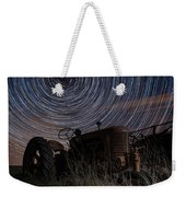 Crop Circles Weekender Tote Bag