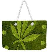 Crop Circles Weekender Tote Bag