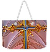 Cross Of Church Of Our Lady Weekender Tote Bag