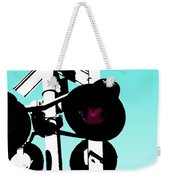 Crossed Weekender Tote Bag