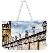Crosses And Angels Weekender Tote Bag