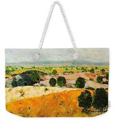 Crossing Paradise Weekender Tote Bag