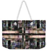 Crossing Weekender Tote Bag