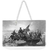 Crossing The Delaware Weekender Tote Bag by Granger