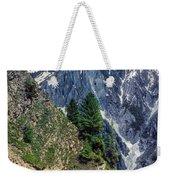 Crossing The Himalayas Weekender Tote Bag