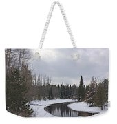 Crossing.jpg Weekender Tote Bag