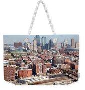 Crossroads Arts District Kansas City Mo Weekender Tote Bag