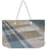 Crosswalk Shadow 2 Weekender Tote Bag