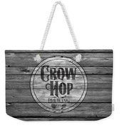 Crow Hop Brewing Weekender Tote Bag