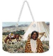 Crow Indian 1902 Weekender Tote Bag