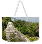 Crowd At Palenque Weekender Tote Bag