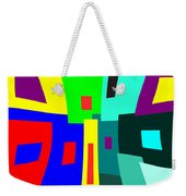 Crowded At The Bottom Weekender Tote Bag