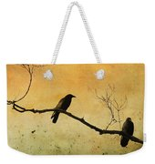 Crowded Branch Weekender Tote Bag
