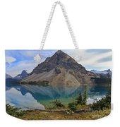 Crowfoot Mountain Banff Np Weekender Tote Bag