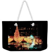 Crown Center Christmas - Kansas City-1 Weekender Tote Bag