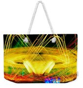 Crown Of Light Weekender Tote Bag