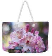 Crown Of Rhodies Weekender Tote Bag