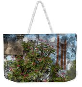 Crown Of Thorns - Featured In Beauty Captured And Nature Photography Groups Weekender Tote Bag