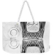 Crown Royal Black And White Weekender Tote Bag
