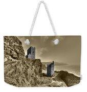 Crown Tin Mines  Weekender Tote Bag