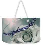 Crowned Weekender Tote Bag
