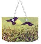 Crows Of The Corn Weekender Tote Bag
