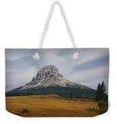 Crowsnest Mountain Weekender Tote Bag