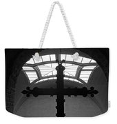 Crucifix And Skylight Weekender Tote Bag