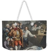 Cruelty In Perfection, From The Four Weekender Tote Bag